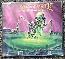 Megadeth, No More Mr. Nice Guy CD Single