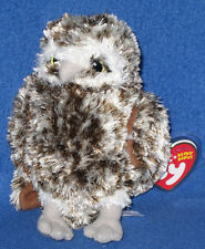 TY DIGGER the OWL BEANIE BABY - LEGEND of THE GUARDIANS OWLS of GA'HOOLE
