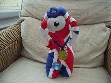 London 2012 Olympics Wenlock singing & dancing mascot 36cm tall