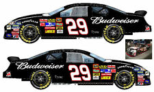CD_920 #29 Kevin Harvick 2011 Black Bud Chevy   1:43 Scale Decals