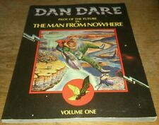 DAN DARE, THE MAN FROM NOWHERE, 1979, DRAGONS DREAM