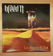 "BREED 77 'LA ULTIMA HORA' - 7"" VINYL SINGLE"