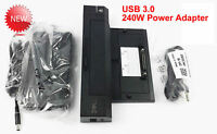NEW DELL E-Port Plus II Docking Station USB 3.0 PRECISION M4700,M6700,M4800 Dock