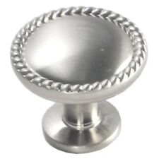 Kitchen Cabinet Hardware k972 Knobs Satin Nickel pull (100 Contractor Pack)