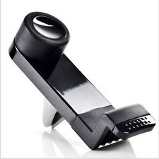 Universal Air Vent Mount Holder Mobile Phone 360° Rotating In Car Cradle Stand