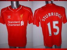 Liverpool Sturridge Adult Medium Warrior Shirt Jersey Soccer Football England