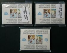 Wholesale: 300 Miniature Sheets San Marino Europe Cept 1989 * Mnh - Children's
