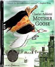 THE CHARLES ADDAMS MOTHER GOOSE (HCDJ 2002) Includes Charles Addams Scrapbook