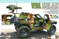 Tiger Model #4618 1/35 French VBL Milan Anti-Tank Missile Launcher