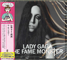 LADY GAGA-THE MONSTER-JAPAN CD Ltd/Ed B63
