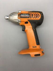 Ridgid R82320 14.4V Cordless Impact Drill Driver Tool Only - Fast Shipping - F25