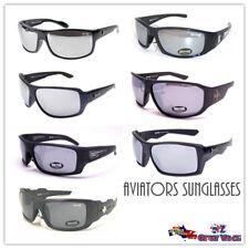Bulk Lot Aviators Choppers Sunglasses Unisex Sport Glass Unisex Free Pouch