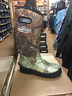 Realtree Men's Rubber Boots Evergreen Xtra Style RM2046301