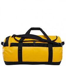 The North Face Reisetasche L Base Camp Duffel L summit gold/tnf black