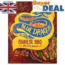 Blue Dragon Stir Fry Sauce Chinese BBQ  120g