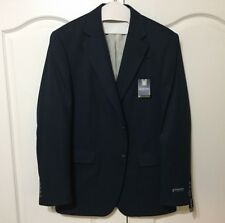 STAFFORD ESSENTIAL 40 Long NAVY BLUE 2 Button Year-Round SportCoat (BRAND NEW)