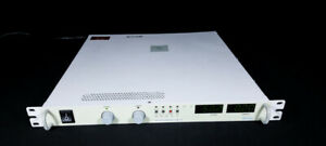 Xantrex Chroma 6201F-100 Programmable DC Power Supply 0-100V 0-12A