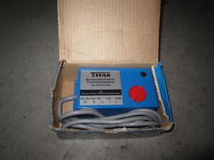 Carrera universal 132  Titantrafo Typ 103 OVP neuwertig blau