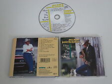 ALAN JACKSON/HERE IN THE REAL WORLD(ARISTA-BMG 260 817) CD ALBUM