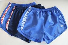 ARENA Vintage Shorts NEU ALLE GRÖSSEN kurze Sporthose Nylon Hose Glanz e. adidas