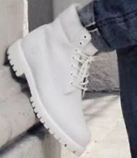 Timberland Boot Ghost White Limited Release Size 6.5y Women's 8