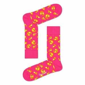 Happy Socks Pizza Socks, Pink