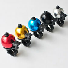 Multi-Color Anodized Alloy Cycling Bike Bicycle Handlebar Bell Ring Loud Horn