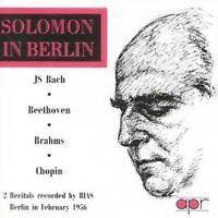 Solomon in Berlin 2 CDs