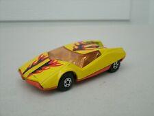 Vintage Lesney Matchbox Superfast #33 Datsun 126X