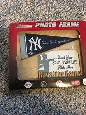New York Yankees Game Day Photo Frame, NIB