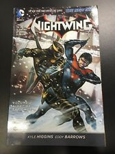 DC Comics Nightwing Volume 2 Night of the Owls by Kyle Higgins (2014, Paperback)