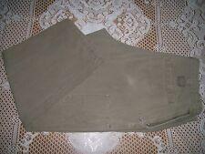 Columbia Roc Cargo Pant Khaki Sage Green Stonewashed Granite Cloth size 40 x 30
