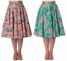 Hell Bunny Plus Size Skirts for Women