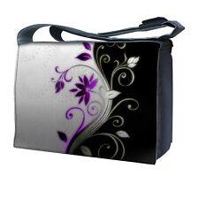 """17"""" inch Design Laptop Notebook Messenger Bag Shoulder Bag With Shoulder Strap"""
