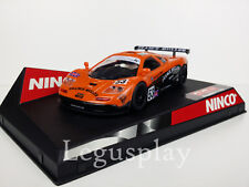 "SCX Scalextric Slot Ninco 50232 McLaren F1 GTR ""Frank Muller"""