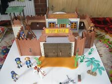 Playmobil Fort Eagle 3023 (Western Yankee Castillo, guerra civil de EE. UU.)