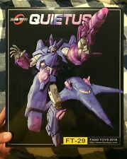 Fans Toys FT29 Quietus Transformers Masterpiece Cyclonus