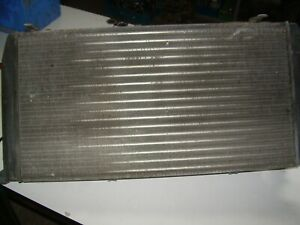 Kühler Kühlerpaket Elektrolüfter Kühlerlüfter Audi 80 B3 Typ 89 1,6 811959455G