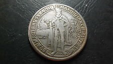 1603 Rare AUSTRIA Holy Roman Empire Maximilian Taler Teutonic Order XF