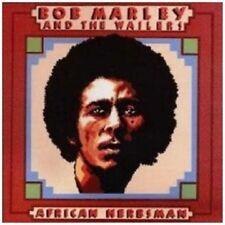 BOB MARLEY & THE WAILERS - AFRICAN HERBSMAN  CD 26 TRACKS REGGAE / POP  NEW+