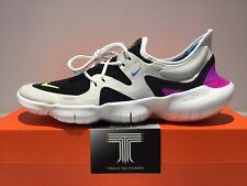 Nike Free RN 5.0 ~ AQ1289 100 ~ Uk Size 10