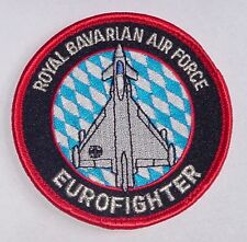 Patch Patch Royal Bavarian Air Force Eurofighter... a2192k