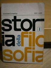 Giovanni Di Napoli, STORIA DELLA FILOSOFIA, Marietti, I, 1967.