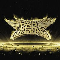 BABYMETAL - METAL RESISTANCE 2 VINYL LP NEU
