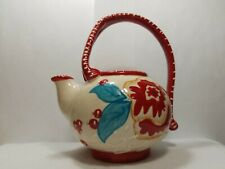 Blue Sky Ceramics Creamer Heather Goldminc Rare