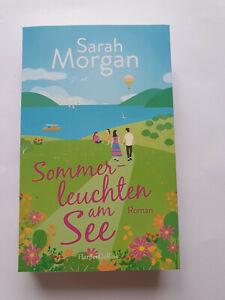 Taschenbuch Sommerleuchten am See von Sarah Morgan