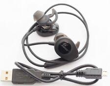 Bose SoundSport Wireless Neckband Wireless Headphones BLK 761529-0010 GOOD #G1