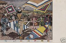 # SIENA: IL PALIO - n.5   LE SBANDIERATE