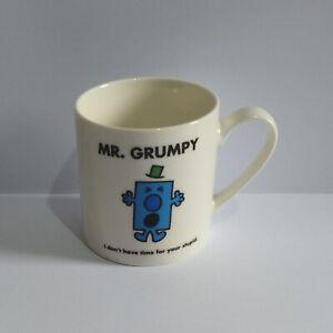 Mr Men Little Miss - Mr Grumpy Tea Coffee Mug Thoip 2017