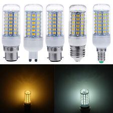 E14 E27 G9 B22 GU10 5730 SMD 9W/12W/15W Puce Maïs Light Bulb Spot Lampe 220V